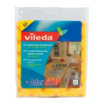 VILEDA háztartási törlőkendő (36x40cm) 1db-os sárga