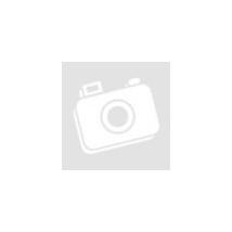 Ajándéktáska sodrott füllel, italos, fehér (14x38x8)