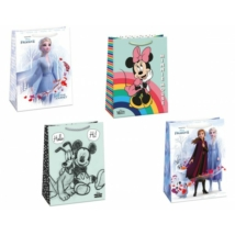 Argus dísztasak Mickey, Minnie,Frozen vegyes minta (29x38x12)