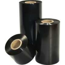 fekete festékszalag 110mm x 300m