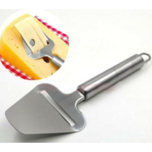 Inox sajt és vajszeletelő