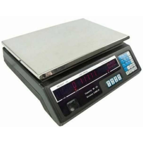 digitális mérleg 40 kg-ig